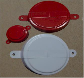 Various Tabseals or Tab Seals